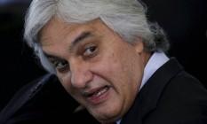 Delcídio Amaral Foto: Ueslei Marcelino / Reuters