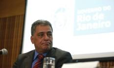 O secretário estadual de Fazenda, Julio Bueno Foto: Thiago Freitas - 13/04/2016 / Agência O Globo
