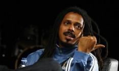 Falcão, líder do Rappa Foto: Fabio Rossi / Agência O Globo
