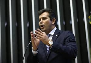 O deputado Maurício Quintella (PR-AL) Foto: Ananda Borges/Câmara dos Deputados/Divulgação