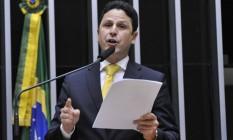 O deputado Bruno Araújo, cotado para o Ministério das Cidades de Temer Foto: Luis Macedo / Agência Câmara 15-04-2016