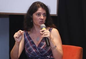 A neurocientista Suzana Herculano-Houzel Foto: Paula Giolito/15-8-2012