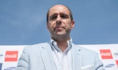 Ex-presidente da Federação Chilena de Futebol, Sergio Jadue foi um dos dirigentes banidos pela Fifa Foto: Pedro Kirilos / O Globo