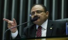 O deputado Waldir Maranhão (PP-MA) Foto: André Coelho / Agência O Globo / 2-6-2015