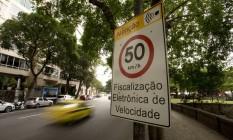 Multas de trânsito vão subir até 66% a partir de novembro Foto: Márcia Foletto / Agência O Globo