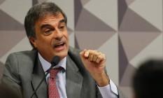 O advogado-geral da União, José Eduardo Cardozo Foto: Ailton Freitas / Arquivo O Globo 29-04-2016