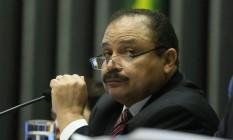 O deputado Waldir Maranhão (PP-MA), presidente interino da Câmara