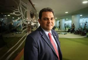 O deputado José Priante (PMDB-PA) Foto: André Coelho / Agência O Globo / 23-9-2015
