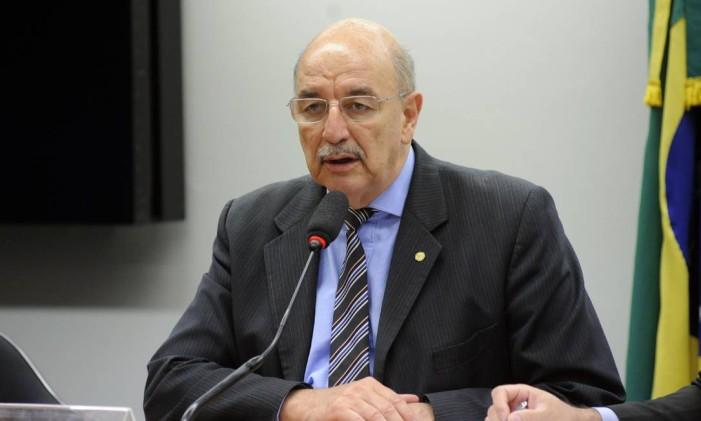 O deputado Osmar Terra (PMDB-RS) Foto: Lucio Bernardo Jr / Câmara dos Deputados