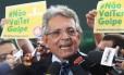 Paudernei Avelino, líder do DEM na Câmara, informou que vai entrar com representação contra Waldir Maranhão no Conselho de Ética