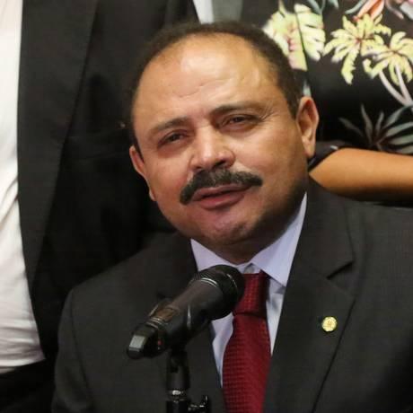 O deputado Waldir Maranhão (PP-MA), presidente da Câmara em exercício Foto: Michel Filho / Agência O Globo / 9-5-2016