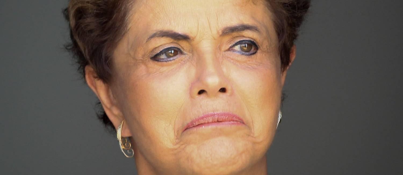 A presidenta Dilma Roussef Foto: Marcos Alves / Agência O Globo / 3-2-2016