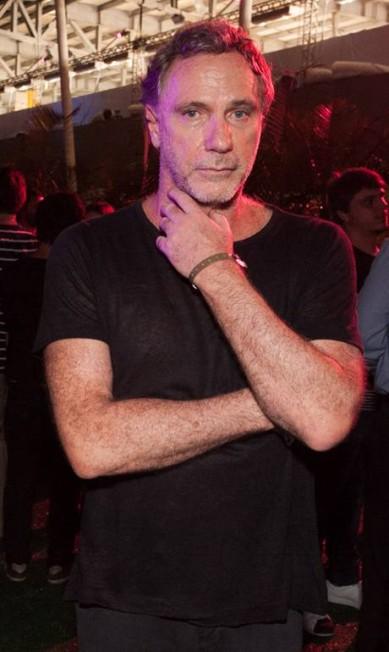 Oskar Metsavaht, diretor de criação e estilo da Osklen Divulgação