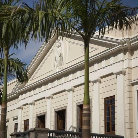 Prédio tombado pelo Patrimônio da Cidade em Botafogo abrigará Escola Eleva Foto: Analice Paron