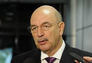 Osmar Terra (PMDB-RS), ministro do Desenvolvimento Social do governo Temer 11/05/2016 Foto: Agência O Globo