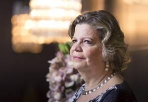 Nadine Gasman, representante da ONU Mulheres no Brasil Foto: Leo Martins / Agência O Globo / 26-6-2015