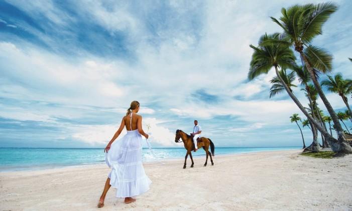 Península de Samaná, na República Dominicana, no Caribe Foto: Divulgação