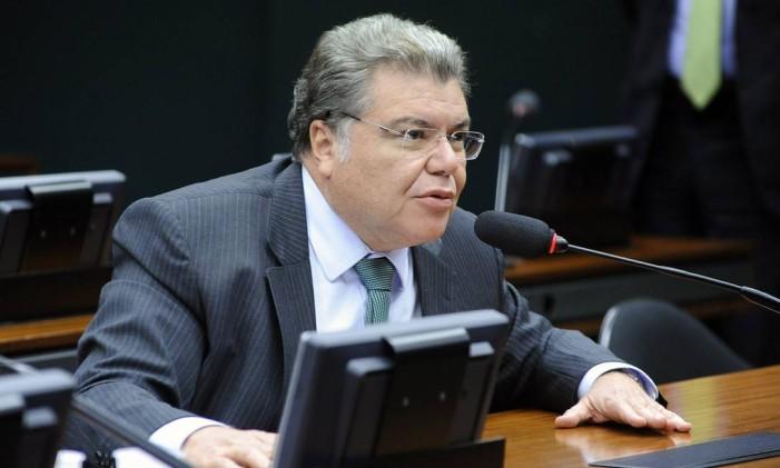 Sarney Filho, ministro do Meio Ambiente Foto: Gustavo Lima / Agência O Globo