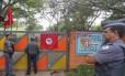 Movimento do Sem Terra ocupa suposta fazenda do presidente interino Michel Temer, no munincipio de Duartina