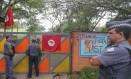 Movimento do Sem Terra ocupa suposta fazenda do presidente interino Michel Temer, no munincipio de Duartina Foto: Pedro Kirilos / 12.05.2016