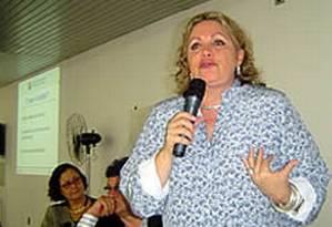 A educadora Maria Inês Fini Foto: Divulgação/UMC