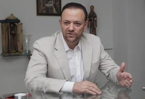 O ex-ministro da Secretaria de Comunicação Social Edinho Silva Foto: Givaldo Barbosa/13-5-2016