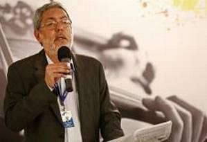 O jornalista Ricardo Melo Foto: Agência Brasil