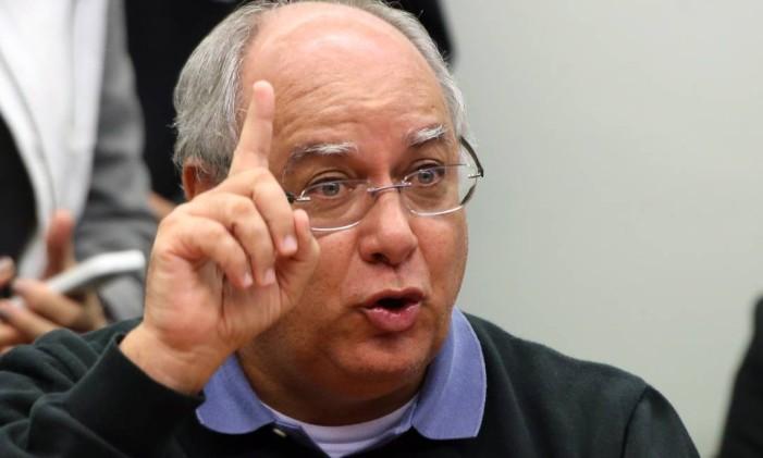 Ex-diretor de Serviços da Petrobras Renato Duque 02/08/2015 Foto: Ailton de Freitas / Agência O Globo