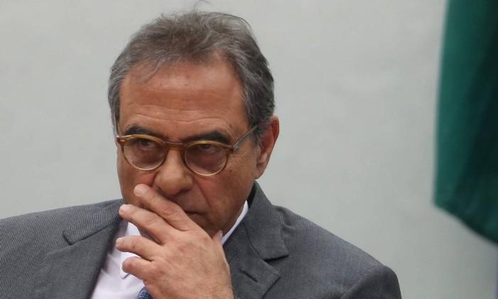 O empresário Milton Pascowitch foi preso em maio de 2015 e, um mês depois, passou a cumprir prisão domiciliar. Em maio de 2016, passou para o regime semiaberto, com duração de um ano Foto: André Coelho / Agência O Globo