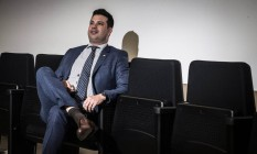 O ministro do Esporte, Leonardo Picciani Foto: André Coelho / Agência O Globo / 17-5-2016