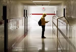 Início tardio do TDAH pode ser uma desordem própria e distinta, já que muitos adultos jovens diagnosticados não tiveram o transtorno durante a infância Foto: Luke Sharrett/The New York Times