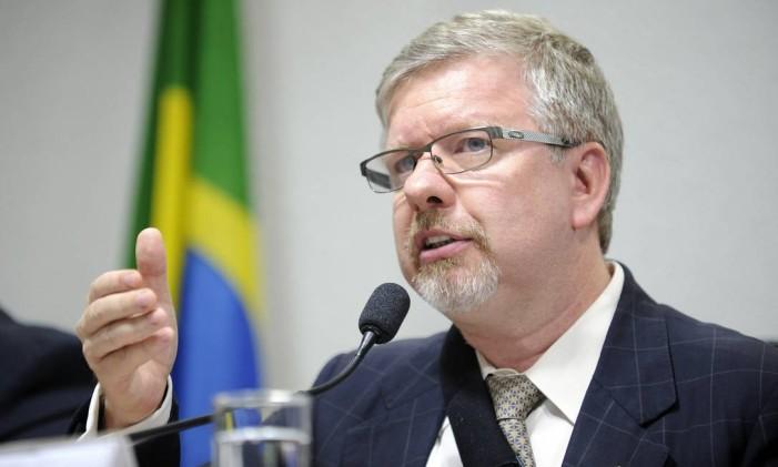 O deputado federal Marco Maia (PT-RS) Foto: Gabriela Korossy / Câmara dos Deputados