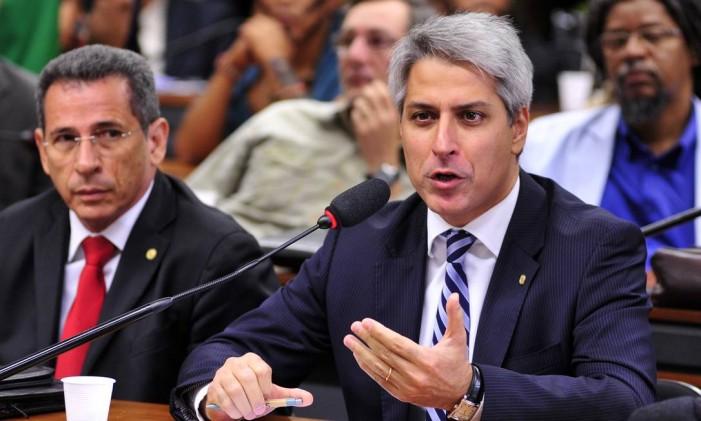 O deputado Alessandro Molon (Rede-RJ) Foto: Zeca Ribeiro / Câmara dos Deputados