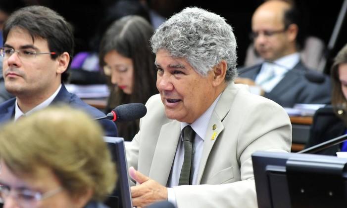 O deputado Chico Alencar (PSOL-RJ) Foto: Luis Macedo / Câmara dos Deputados