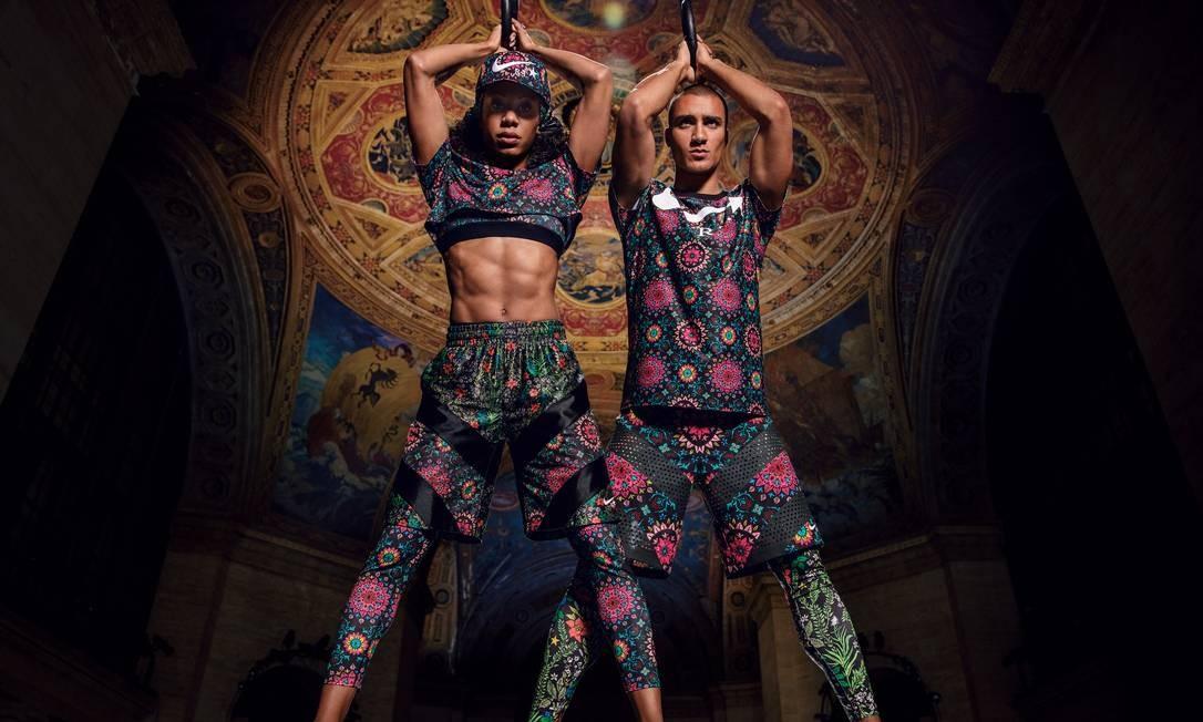 A nova sensação da moda fitness se chama athleisure - Jornal O Globo fbca6b809d8fb