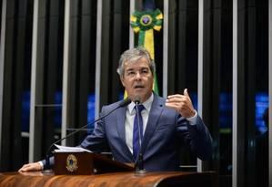 Jorge Viana denuncia barreira militar para entrar no Palácio da Alvorada Foto: Jefferson Rudy/ Agência Senado