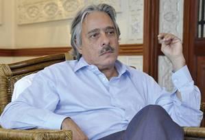 O presidente da Fiocruz, Paulo Gadelha Foto: Reprodução