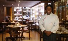 Marcelo Ribeiro. O chef do Depósito Gourmet teve passagens pelas cozinhas de Zuka, Mok e Carlota Foto: Divulgação