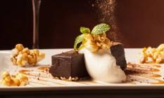 Chocolate para a sobremesa Foto: Divulgação