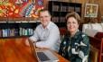 A presidente afastada Dilma Rousseff e o ex-ministro da Previdência Carlos Gabas responderam a perguntas de internautas