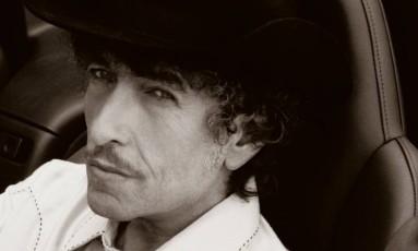 O cantor Bob Dylan, que acaba de lançar seu 37º álbum de carreira Foto: Divulgação / Divulgação