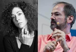 Alberto Salcedo Ramos, Leila Guerriero e Juan Villoro Foto: José Marenco/Alejandra López/André Teixeira