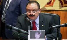 O presidente interino da Câmara dos Deputados, Waldir Maranhão (PP-MA) Foto: Andre Coelho / Agência O Globo / 17-5-2016