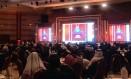 Líderes regionais, dirigentes políticos e especialistas de diversos países se reúnem em Doha Foto: Carolina Jardim
