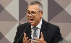 O advogado geral da União, Fábio Medina Osório Foto: Ailton Freitas 02-05-2016 / Agência O Globo