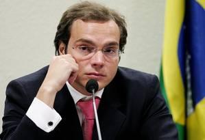 O doleiro Lúcio Bolonha Funaro Foto: 08-03-2006/ Dida Sampaio - Divulção / Agência Estado