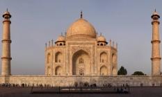 Taj Mahal patrimônio da Humanidade na Índia Foto: Muhammad Mahdi Karim / Wikimedia Commons