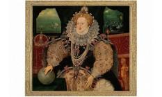 Retrato histórico da rainha Elizabeth I Foto: Divulgação
