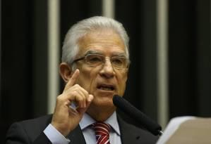 O líder do PPS na Câmara, Rubens Bueno Foto: André Coelho / Agência O Globo