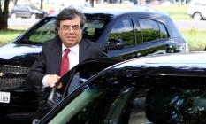Murilo Portugal, Presidente da Febraban em 2012 Foto: Gustavo Miranda / Agência O Globo